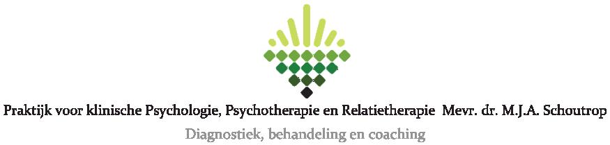 Mevr. dr. M.J.A. Schoutrop logo